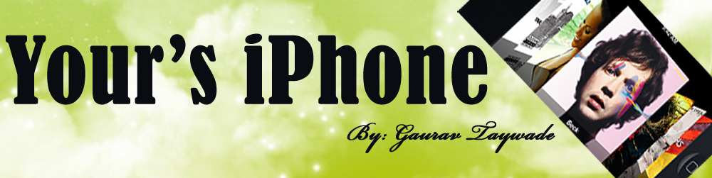 Your's iPhone