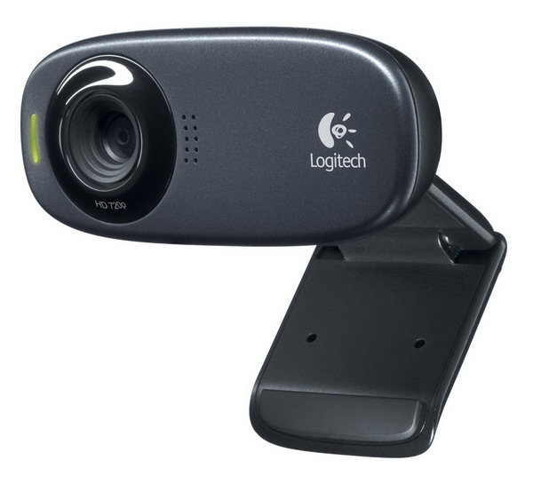 Logitech HD Webcam C310.