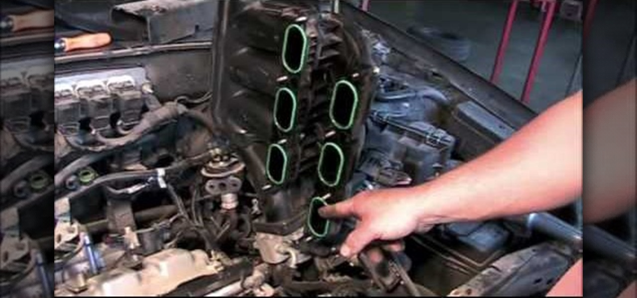 Ford Escape Repairs   Solved  Diy Ford Escape V6 Change