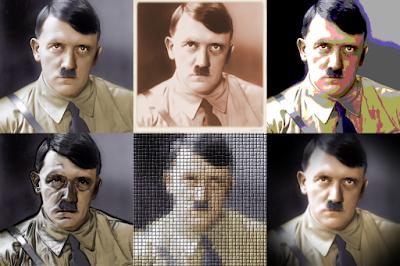 Hitler's Selfie Filters