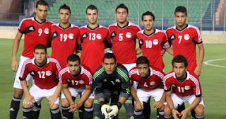 مشاهدة بث مباشر لمباراة منتخب مصر للشباب ومنتخب كوسوفو علي قناة القاهرة والناس 2 اليوم السبت 15/6/2013