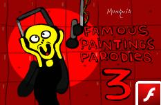 Parodias de Pinturas Famosas 3