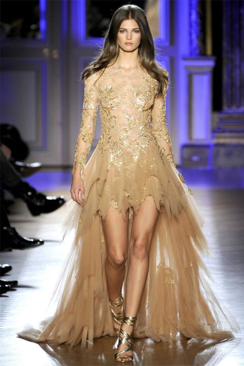 Zuhair murad haute couture spring summer 2012 she styles for Haute couture price range