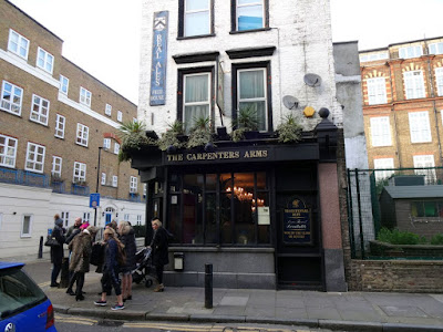 The Carpenters Arms, Bethnal Green