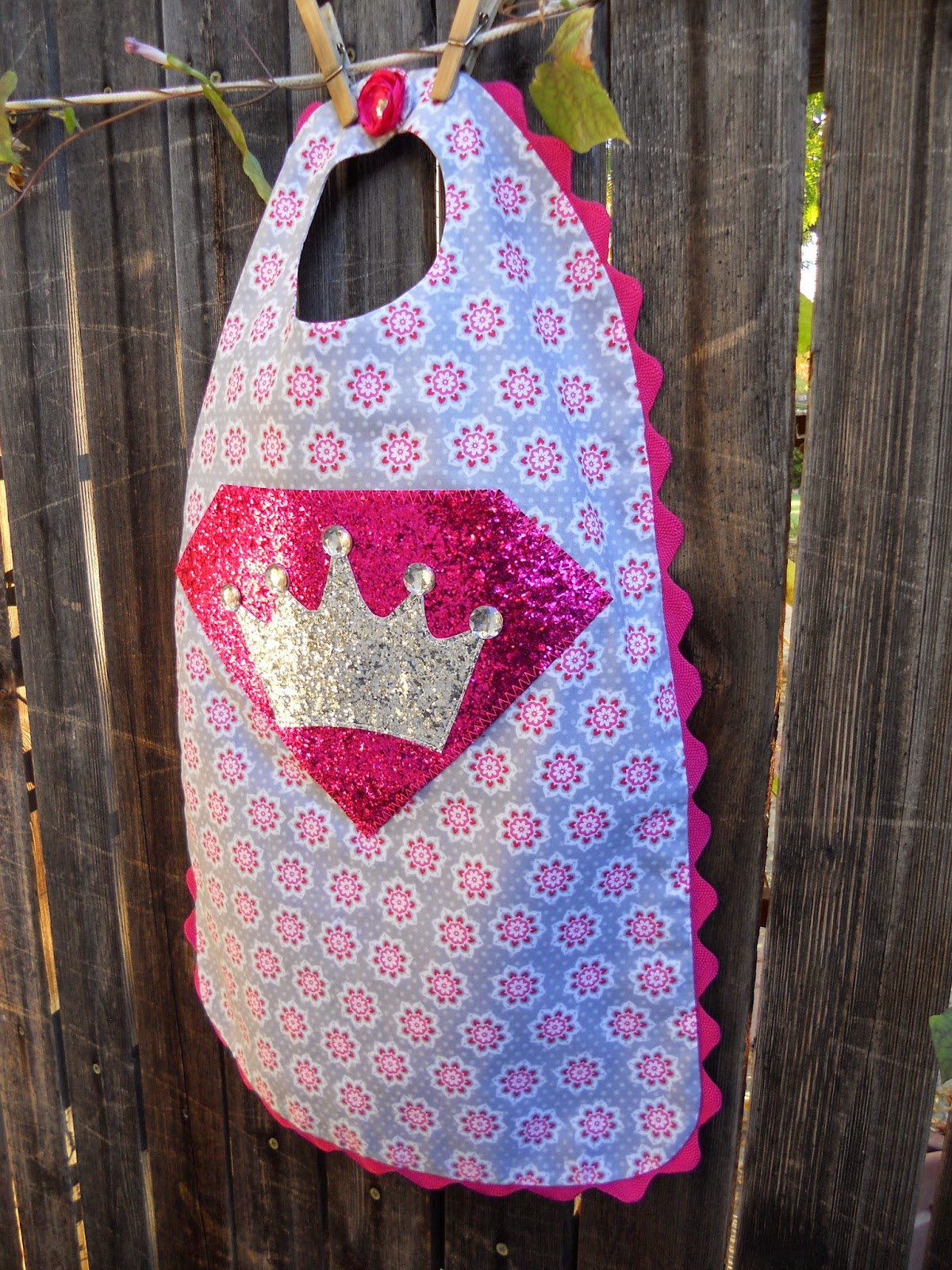 Just another hang up little girl princess superhero capes for Cape designs