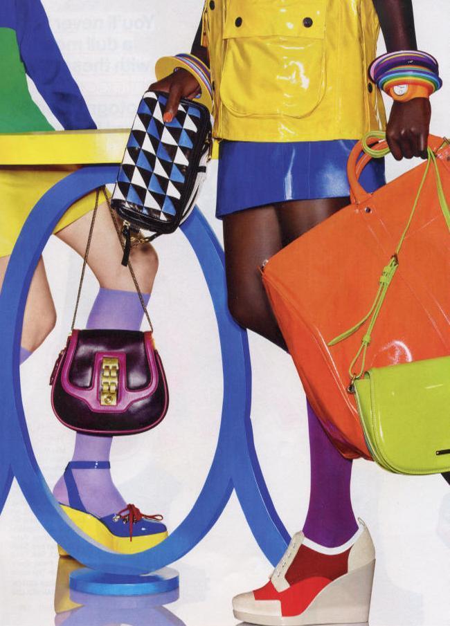 May 2011 - Fashion Press | We Love Colors