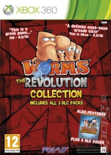 67776070225057896567 Worms The Revolution Collection PAL   Xbox 360 COMPLEX