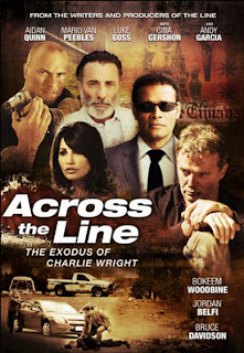 Watch Across the Line: The Exodus of Charlie Wright 2010 BRRip Hollywood Movie Online | Across the Line: The Exodus of Charlie Wright 2010 Hollywood Movie Poster