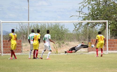 Juazeirense empata em jogo-treino com o Guarany de Sergipe