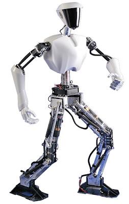 SAFFiR robot
