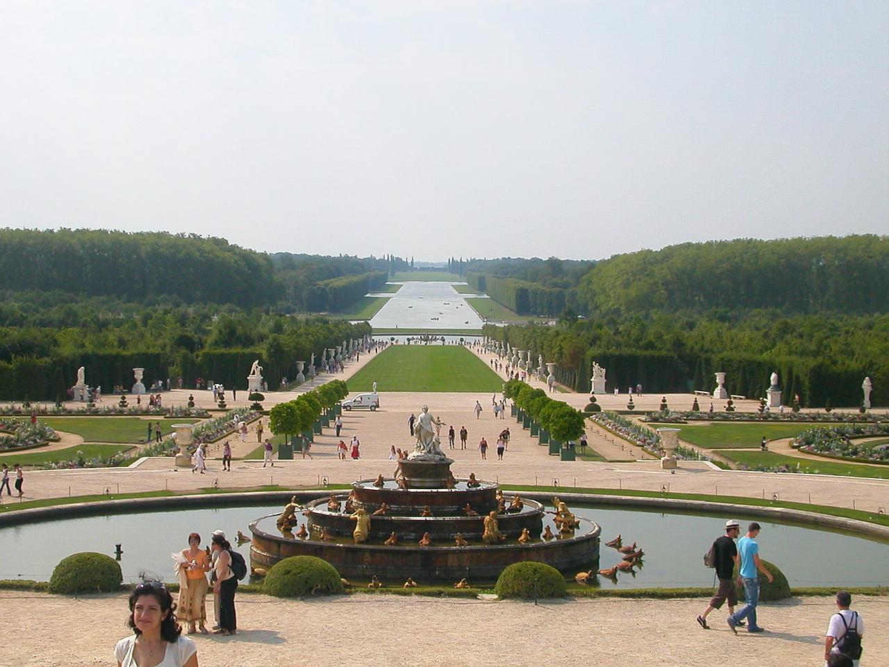Il settecento daniel defoe barocco illuminismo fior di zucche 2 0 - Photo chateau de versailles ...
