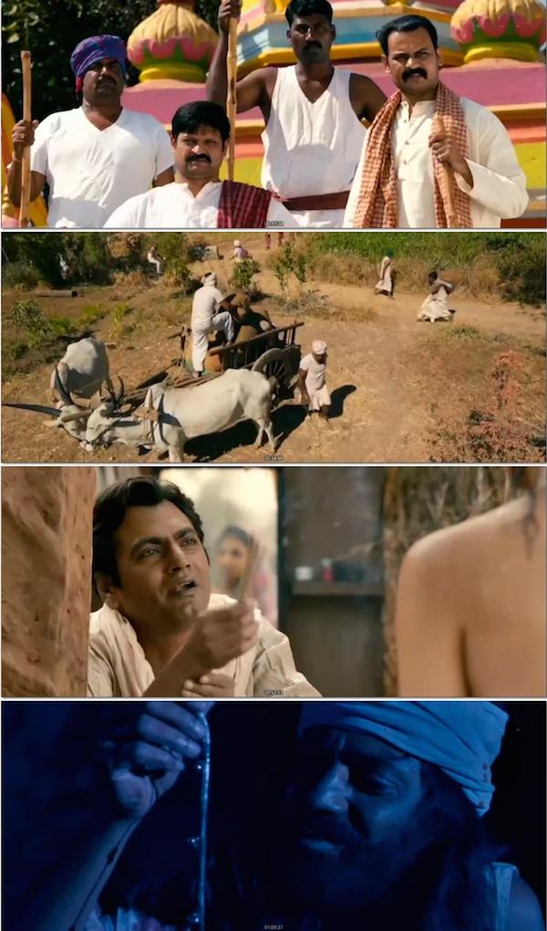 Manjhi The Mountain Man 2015 Hindi DVDScr 720p 500mb