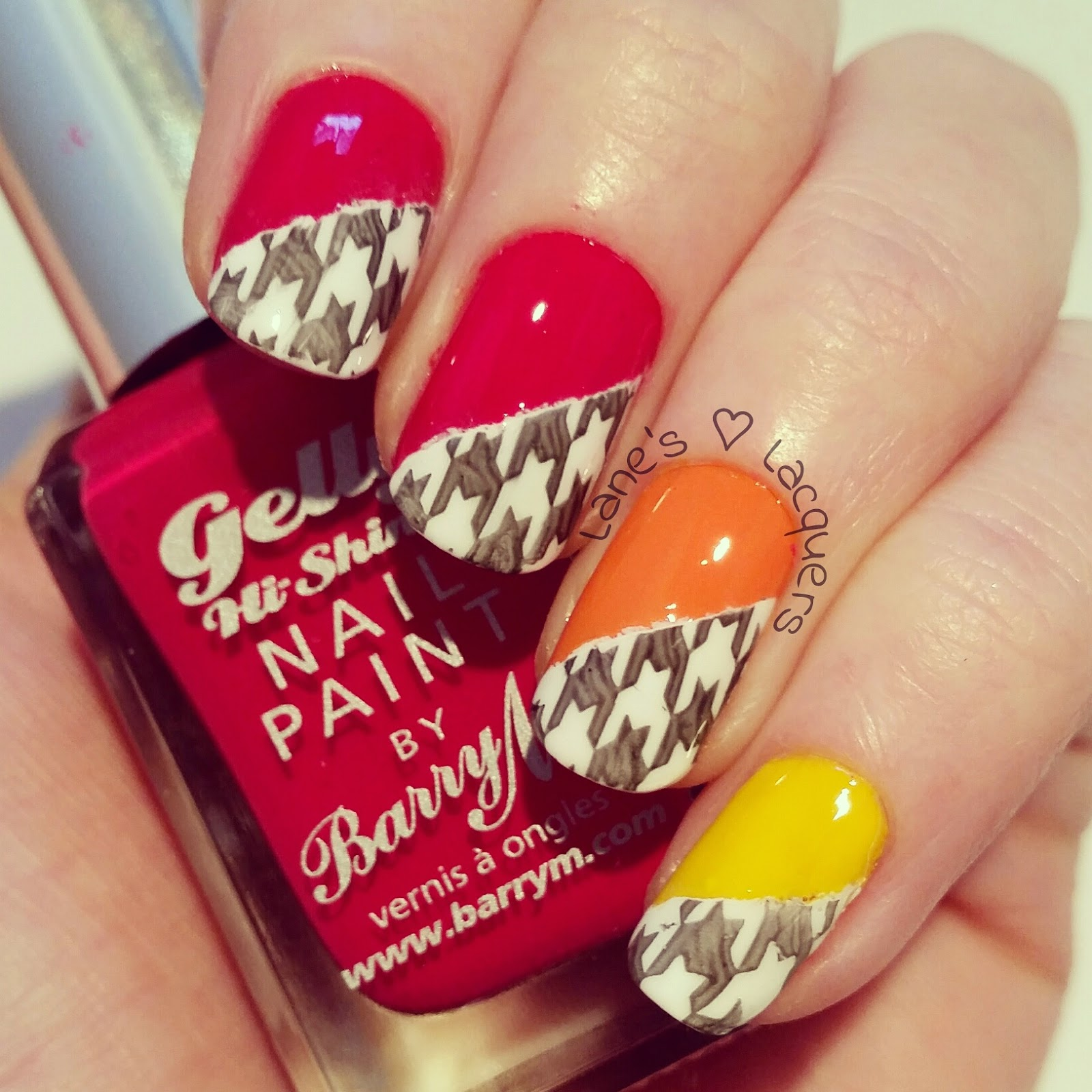barry-m-skittle-houndstooth-nail-art (2)
