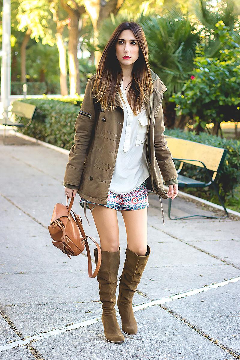 Ethnic Shorts Blog De Moda Femenina Y Tendencias Shoes