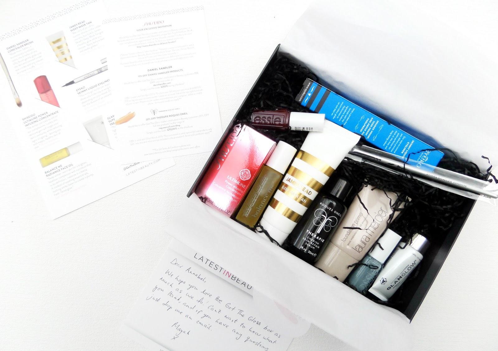 The Inside Get The Gloss Beauty Insiders Kit