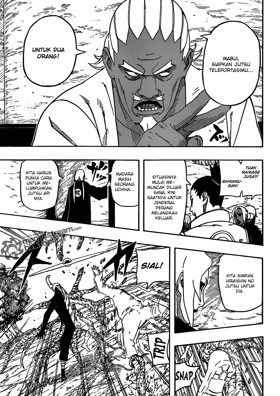 naruto Online 564 manga page 10