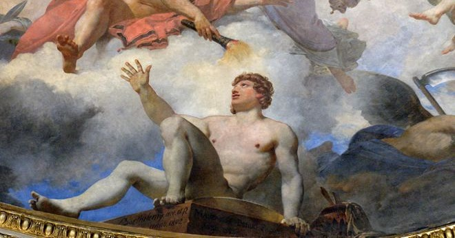 Prometheus Creating Man ΕΡΕΥΝΑ – ΟΙ ...
