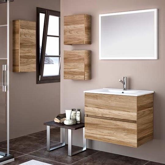 Muebles de ba o dos lavabos - Lavabos con mueble pequenos ...