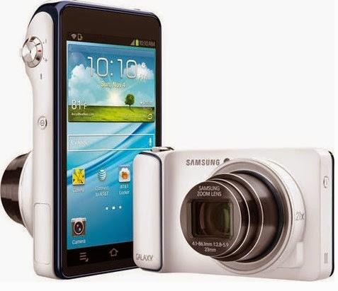 Harga dan Spesifikasi Samsung Galaxy Camera EK-GC100 Terbaru, Produk Samsung Bercamera Canggih