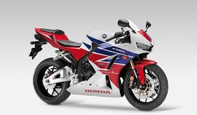 Motor Honda CBR600RR