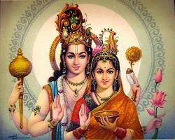 Maha Lakshmi, arquétipo do amor