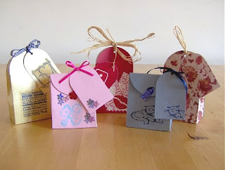 Shopping Gift Bag Templates