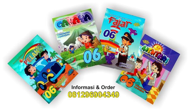 majalah TK PAUD Play Group edisi 6 ardian jaya mandiri