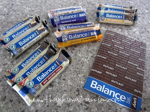 Balance Bar review