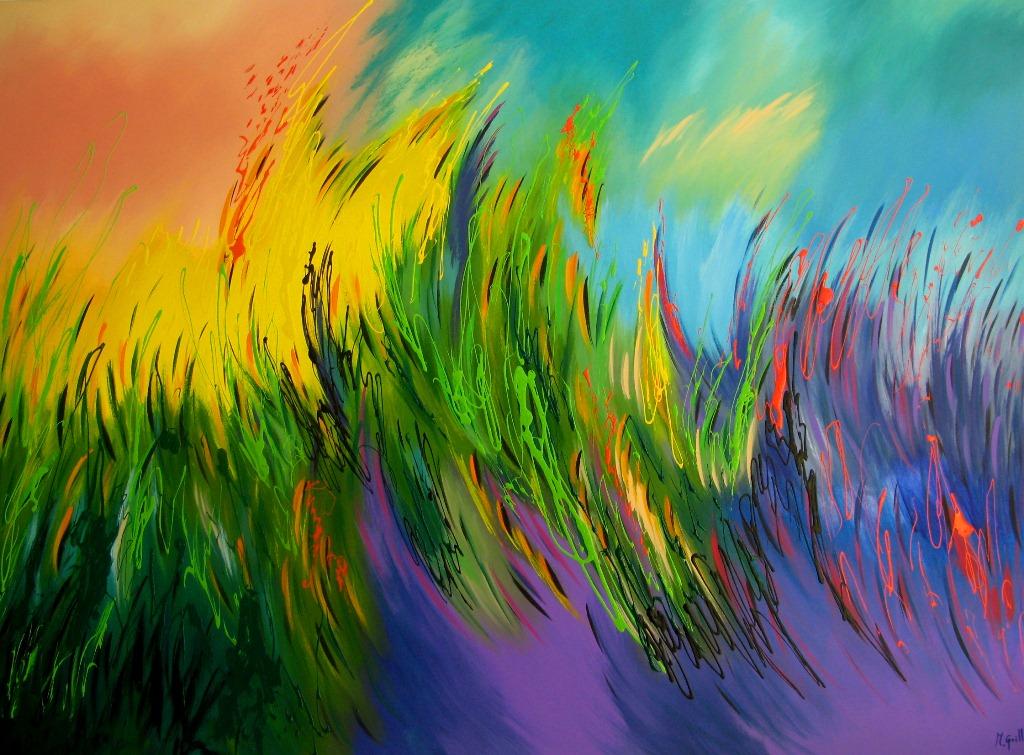 Pintura moderna y fotograf a art stica cuadros modernos - Cuadros de acrilico ...