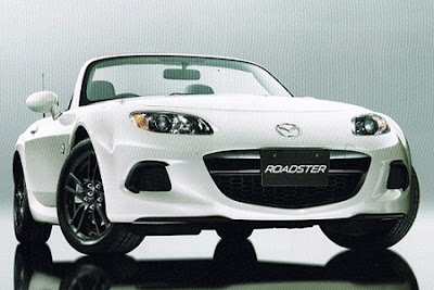 Facelifted 2013 Mazda MX-5 NC3 emerged