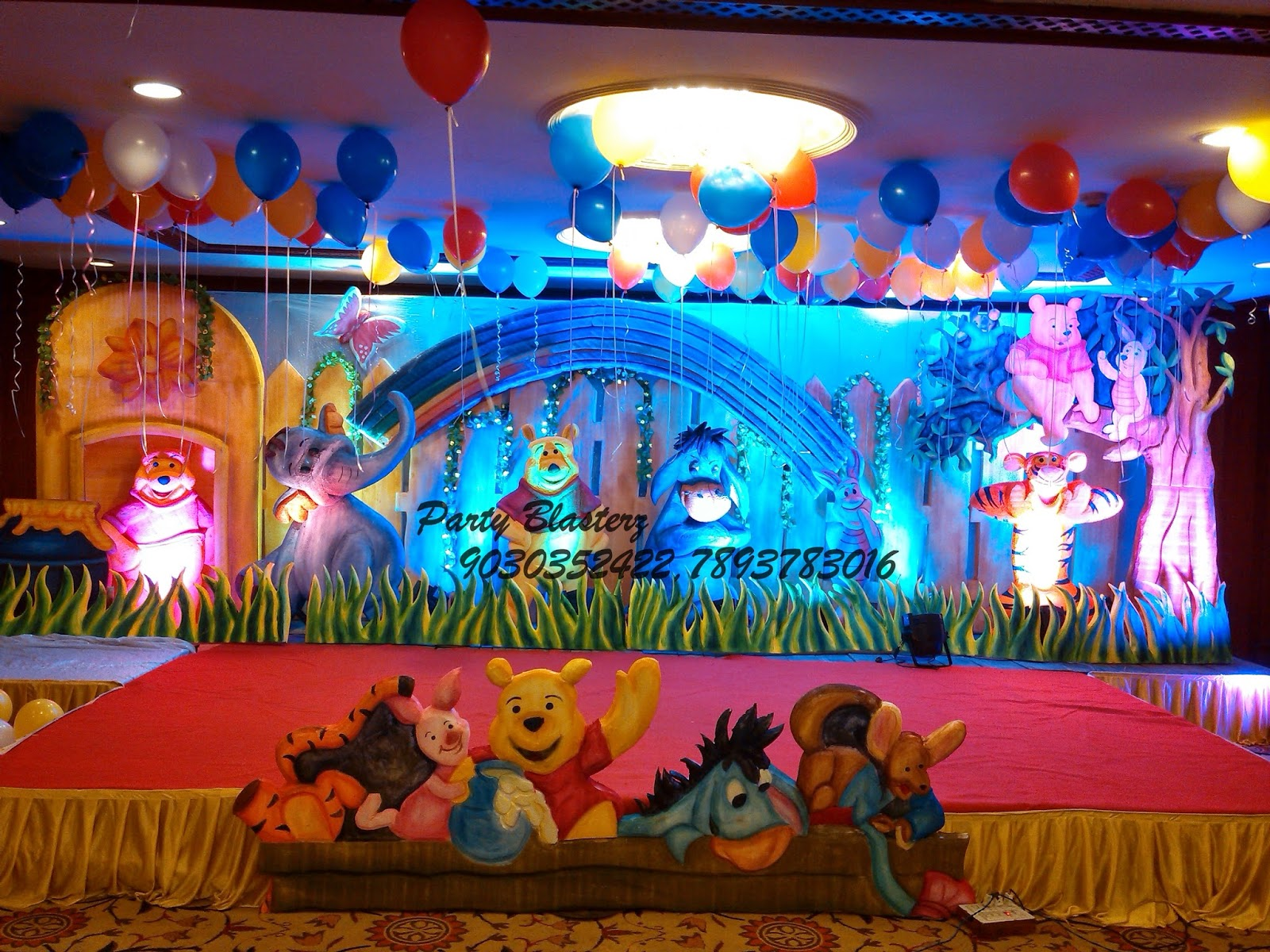3d Theme Decorations In Hyderabad