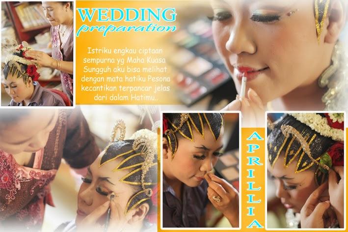 paket pernikahan di solo berupa foto video wedding dan rias pengantin adat jawa
