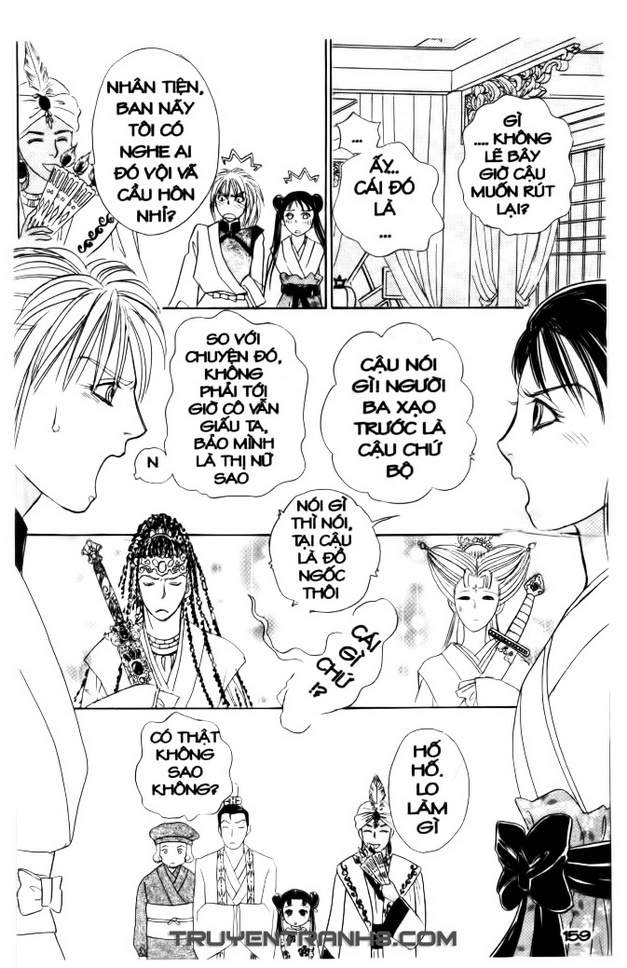 Đôi Cánh ỷ Thiên - Iten No Tsubasa chap 18 - Trang 28
