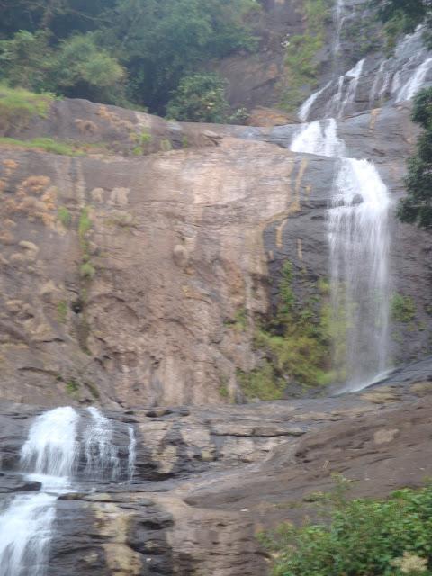Cheeyappara waterfalls