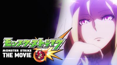 Monster Strike The Movie