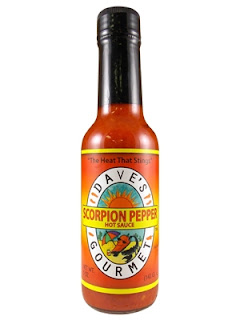 Dave's Gourmet Scorpion Pepper Hot Sauce