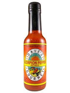 Dave's Gourmet Scorpion Pepper Hot Sauce