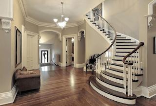 Untuk type rumah yang mempunyai lahan sempit seringkali mengharuskan kita untuk membuat lantai di atasnya. Maka desain yang tepat dan bagus untuk lahan tanah ini adalah type rumah minimalis