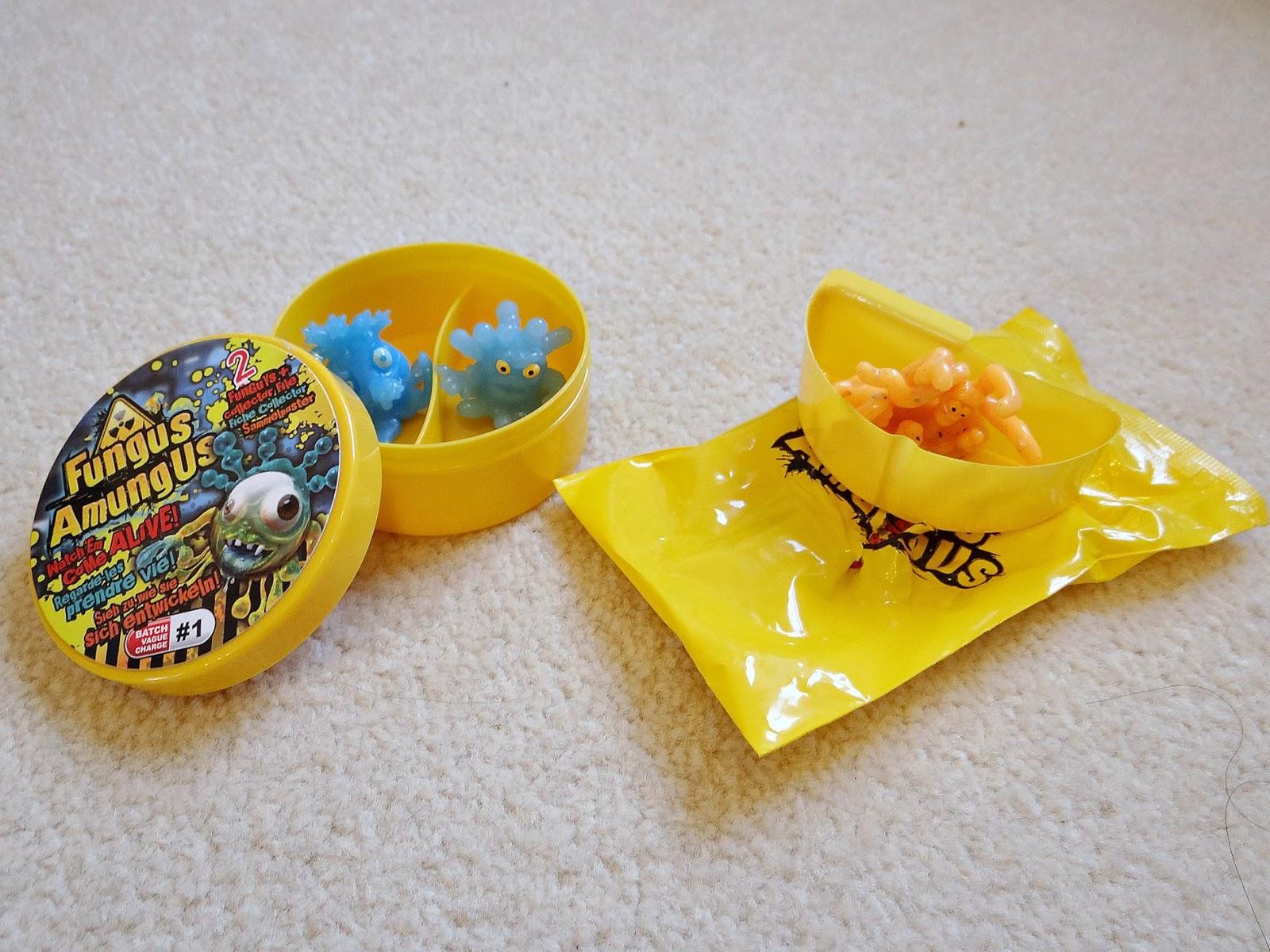 Fungus Amungus, gross toys, jelly toys