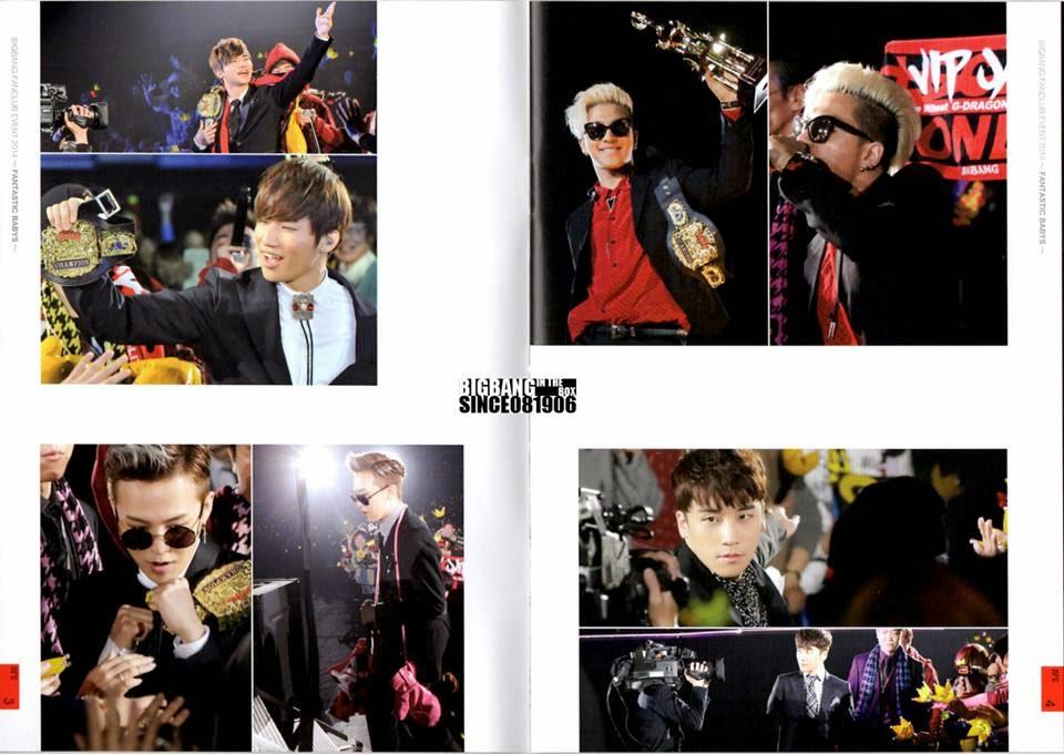 'Fantastic Babys' Fanclub Event 2014 DVD + Scans [VIDEOS/PHOTOS]  'Fantastic Babys' Fanclub Event 2014 DVD + Scans [VIDEOS/PHOTOS]  'Fantastic Babys' Fanclub Event 2014 DVD + Scans [VIDEOS/PHOTOS]