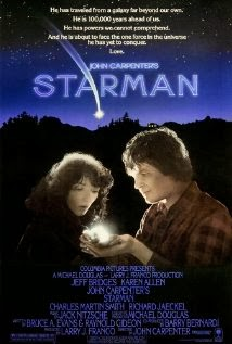 Watch Starman (1984) Megavideo Movie Online