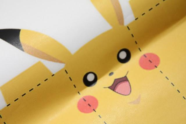origami pokemon pikachu