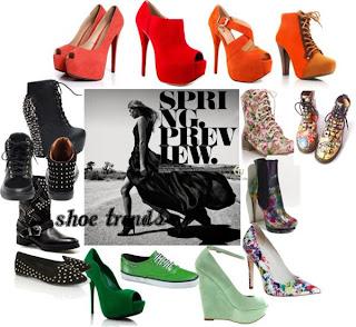 Model Sepatu Wanita 2013 Yang Lagi Musim Saat Ini