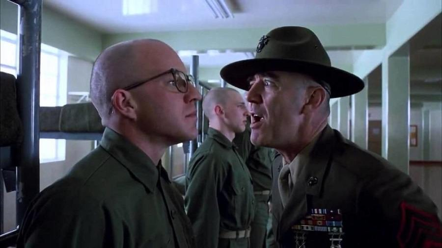 Full Metal Jacket BluRay 5.1 Download Imagem