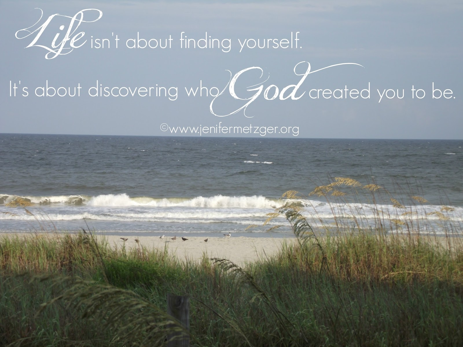 Discovering who #God created you to be. #atlasgirl