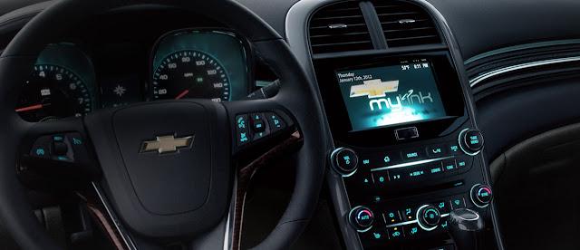 Chevrolet MyLink Technology
