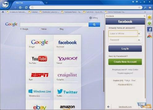 تحميل برنامج التصفح الجديد سبارك Spark Free Download