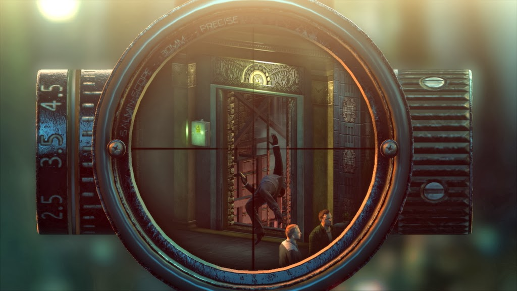 how to download hitman absolution skidrow