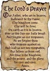 wellfield church why don t we say the our father lord s prayer at