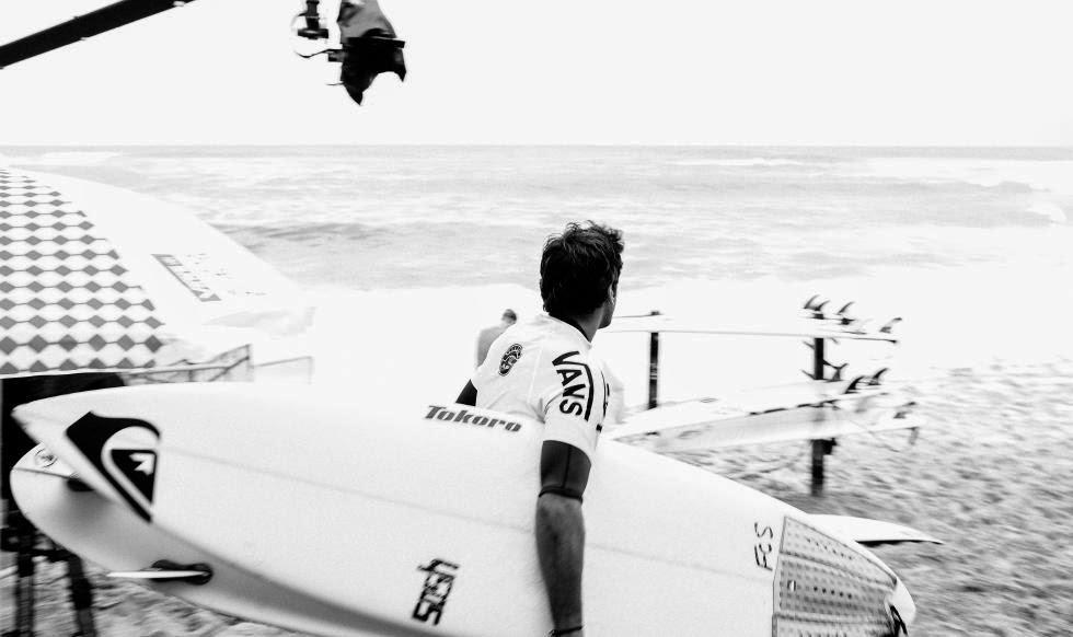 21 Vans World Cup of Sufing 2014 Jeremy Flores Foto ASP